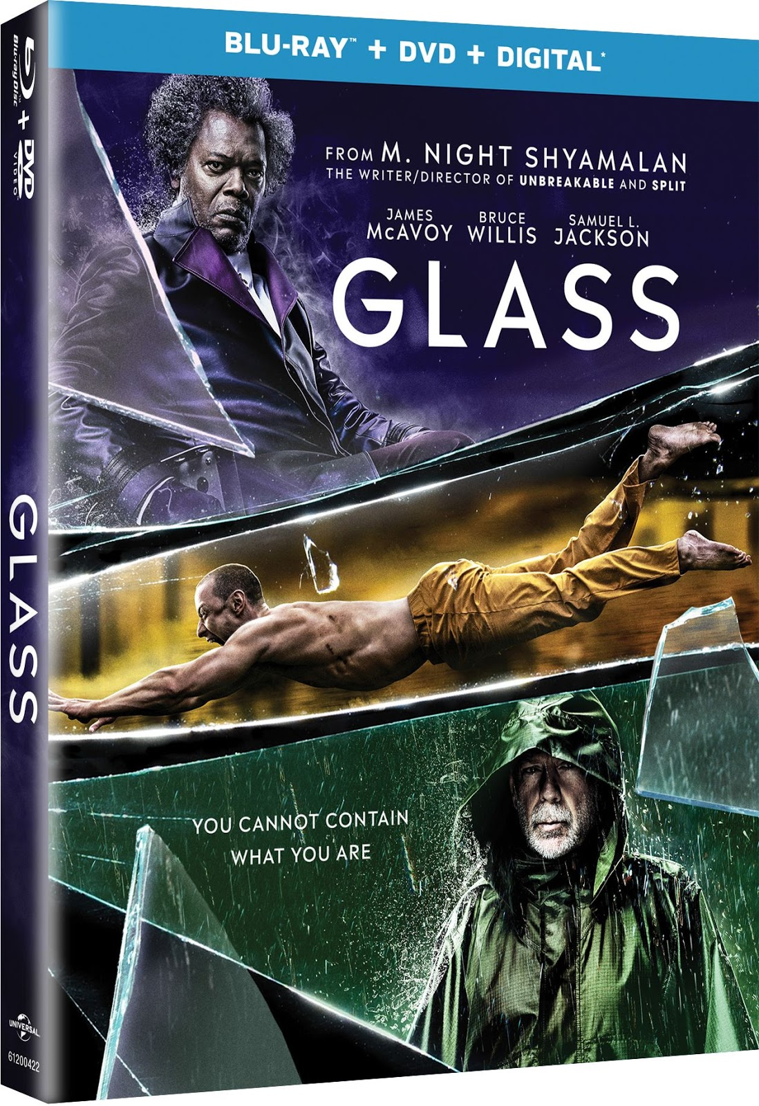 The Reel Roundup | Everything Movies & More: Win 'Glass' on Blu-ray