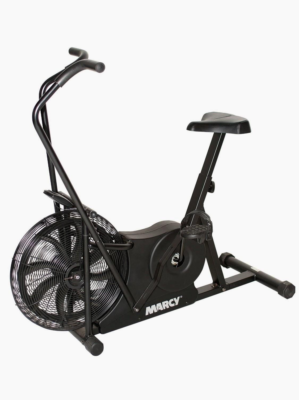 Exercise Bike Zone: Marcy Classic PL105 Upright Fan Exercise