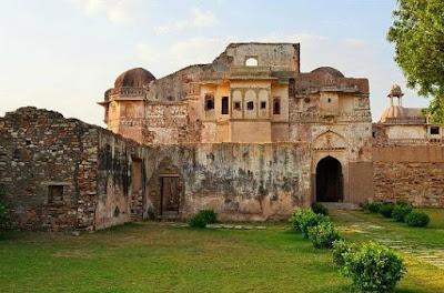 Rana Ratan Singh Palace at Chittorgarh Fort, heritageofindia, Indian Heritage, World Heritage Sites in India, Heritage of India, Heritage India