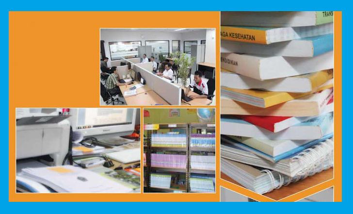 Contoh Dokumen Administrasi Sekolah/Madrasah File PDF