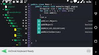 apprendre java sous Android