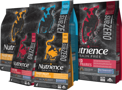 High Quality Pet Food Made In Canada Nutrience Subzero