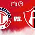 Toluca vs Atlas EN VIVO Por la jornada 11 de la Liga MX. HORA / CANAL