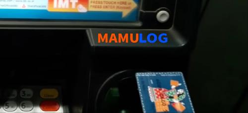 ATM card dale