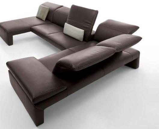 Sofa Mit Verstellbarer Sitztiefe