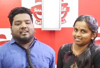 Anbumani Vs Bahubali | Night Show Bloopers – 2 | Settai Night Show | Day 20 | Smile Settai
