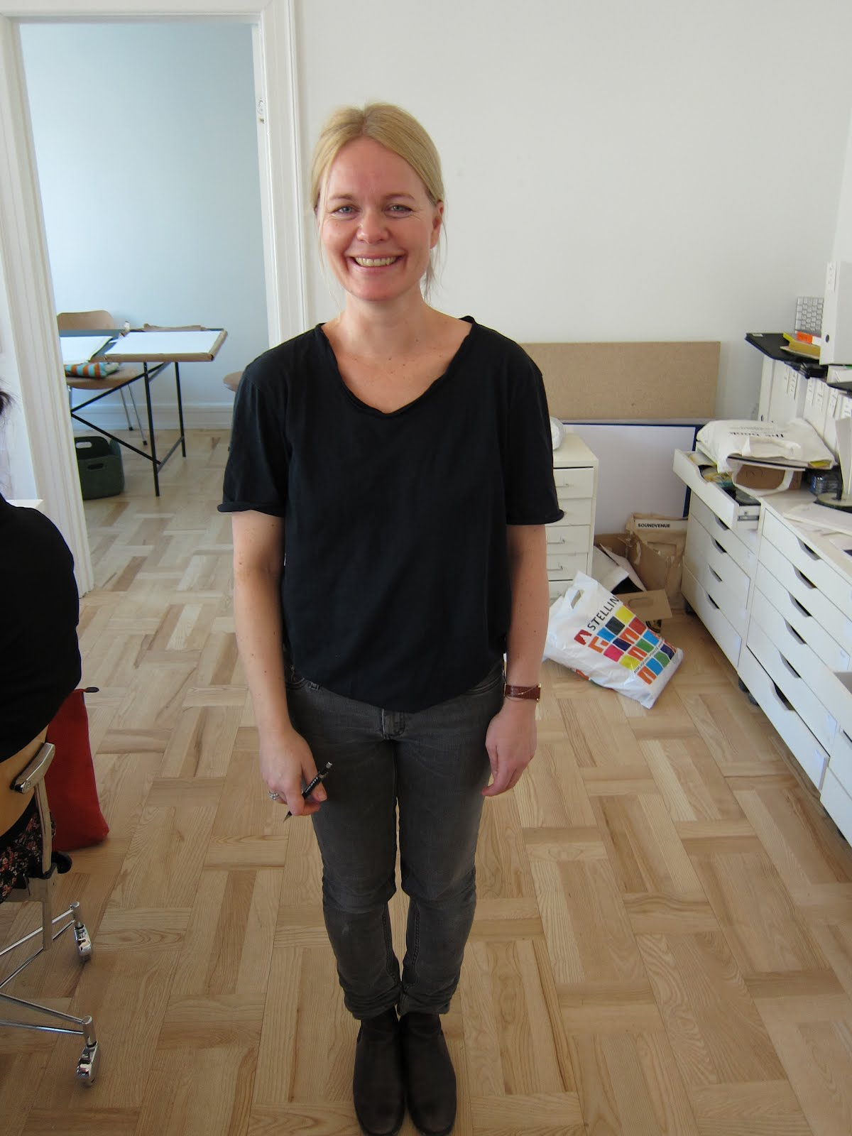 Louise Gaarmann All The Way To Paris Doing My New Web