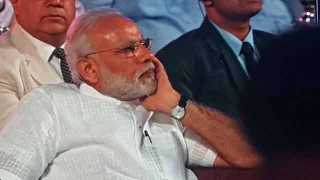 Sanjeev Juneja with Narender Modi (PM)