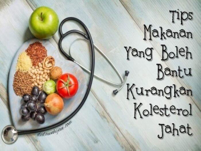Makanan anti-kolesterol