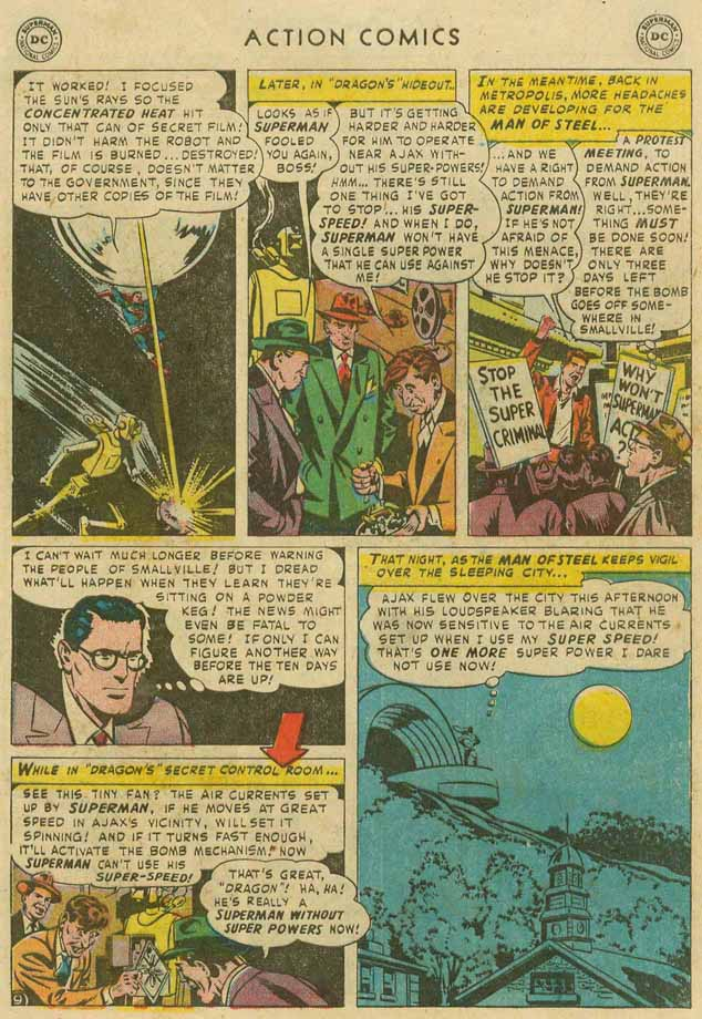 Read online Action Comics (1938) comic -  Issue #173 - 13