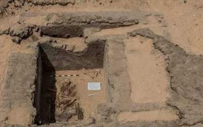 Πόλη 7.000 ετών έφερε στο φως η αρχαιολογική σκαπάνη στην Αίγυπτο