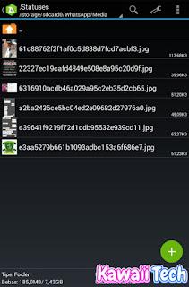 Folder Statuses