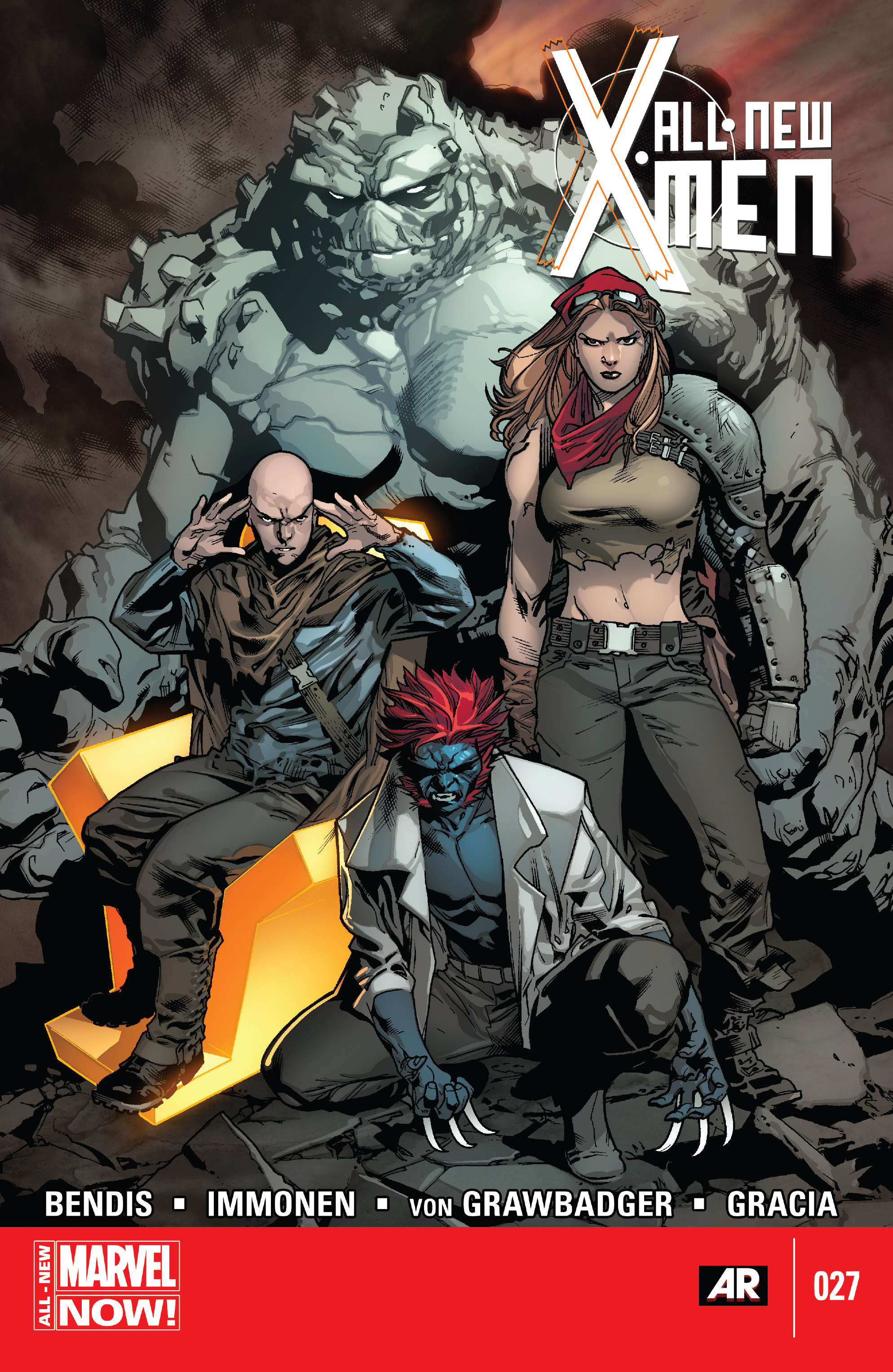 Read online All-New X-Men (2013) comic -  Issue #27 - 1