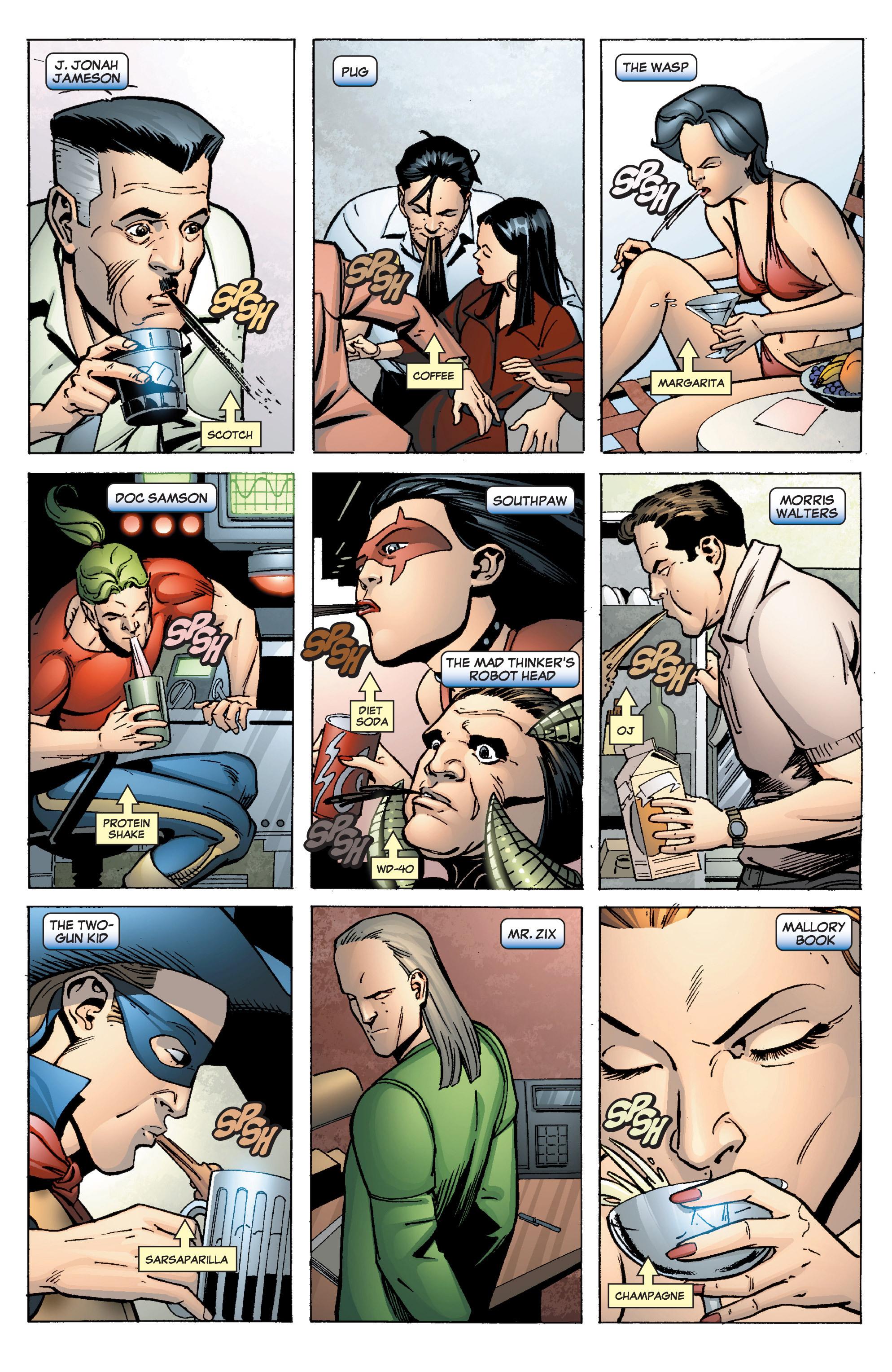 Read online She-Hulk (2005) comic -  Issue #9 - 8