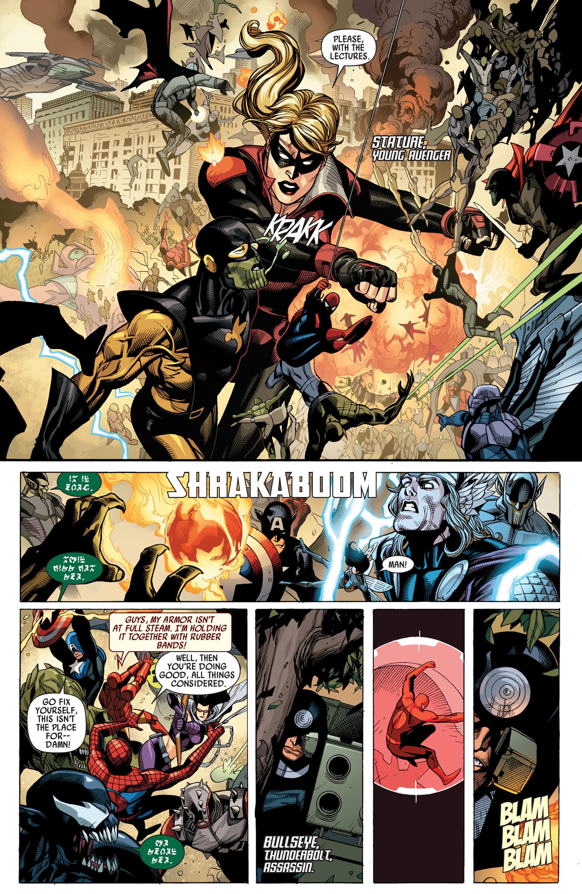 Read online Secret Invasion comic -  Issue #7 - 7