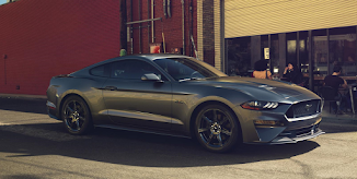 Ford Mustang puts customization front, center, and inside Review