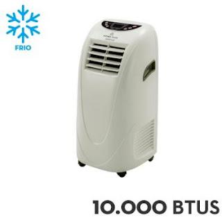 Promoção de Ar Condicionado Portátil