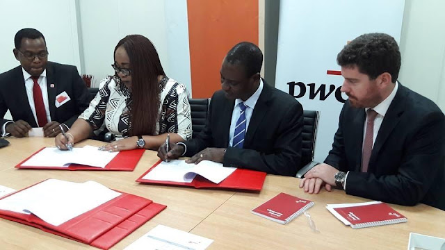 PwC and ACCA Nigeria have signed an MOU for CPD Training.