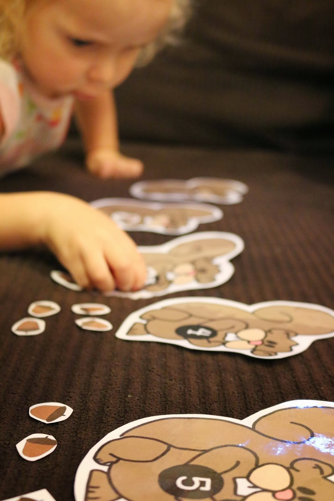 Letter N Toddler Activities