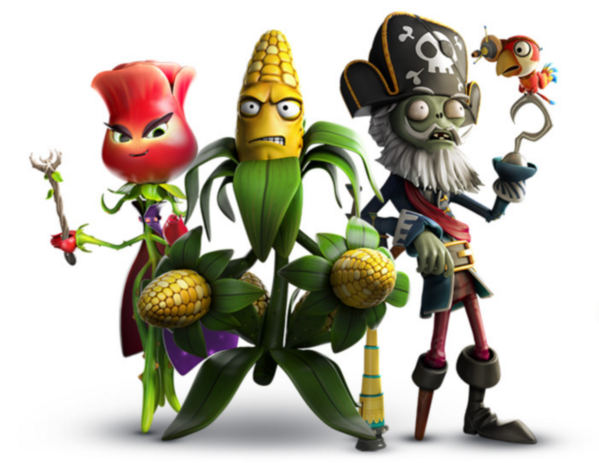Juegos Gratis De Plantas Contra Zombies