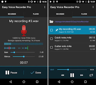 Free Smart Voice Recorder Pro v1.8 Apk for Android
