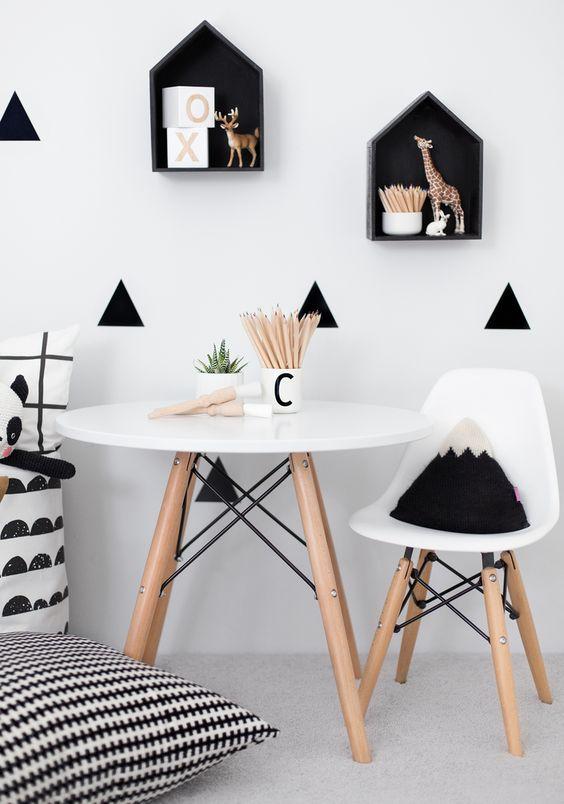 Decora tu hogar con motivos geométricos