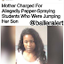 Mother Charged For Allegedly Pepper-Spraying Students Who Were Jumping Her Son