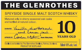The Glenrothes 10