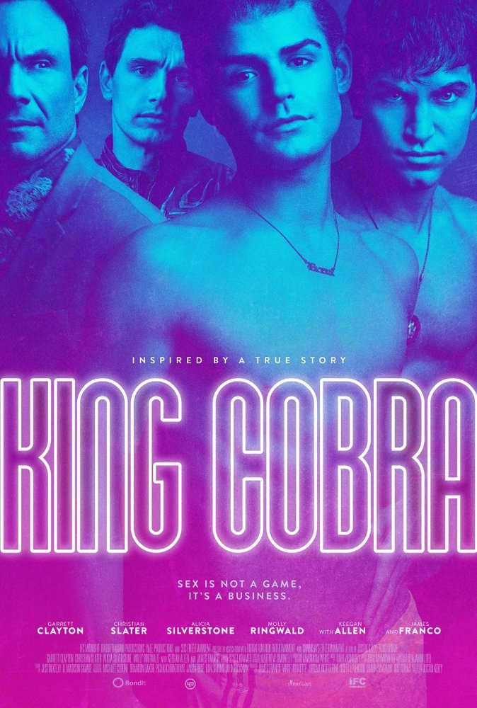 King Cobra (2016) Subtitle Indonesia – BRRip 720p