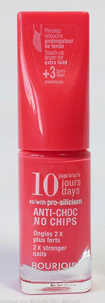 Bourjois 10Days Coral