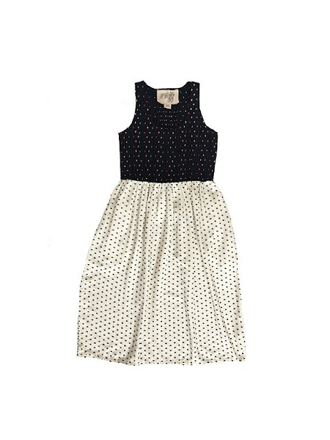 Ace & Jig Soiree Dress in Carnival & Pearl