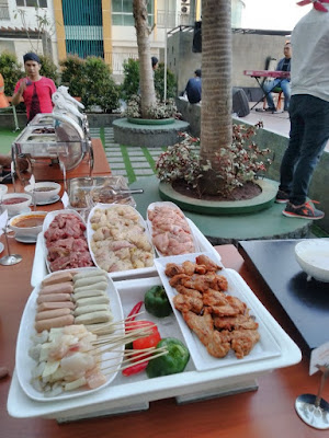 Pesta Meat and Greed Harris Hotel Semarang