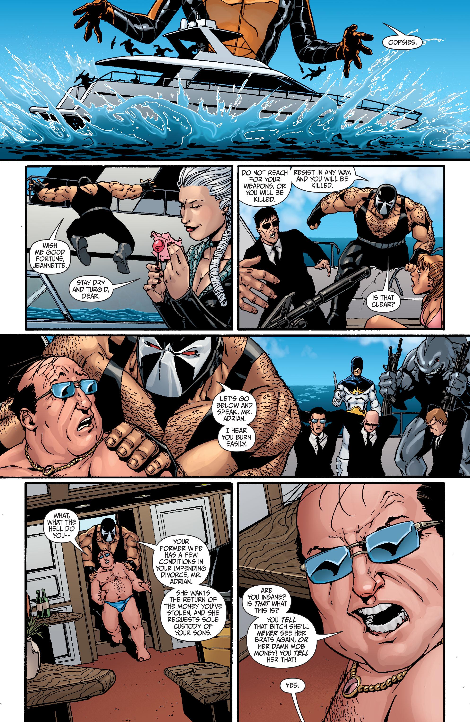 Read online Secret Six (2008) comic -  Issue #25 - 6