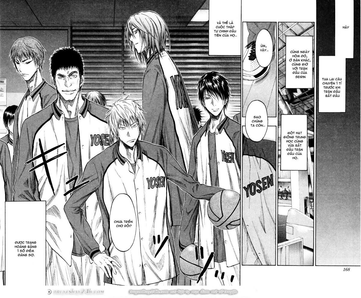 Kuroko No Basket chap 143 trang 18
