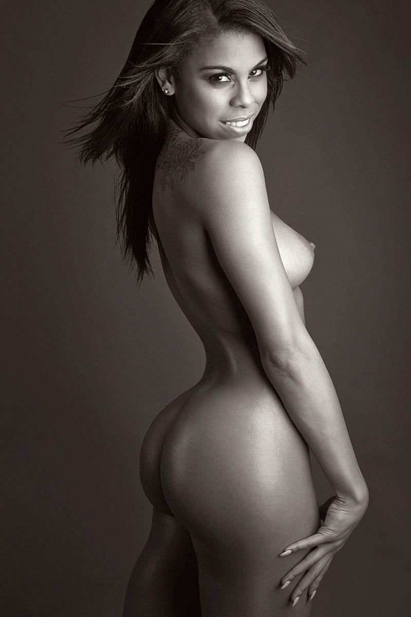Black Teen Nude