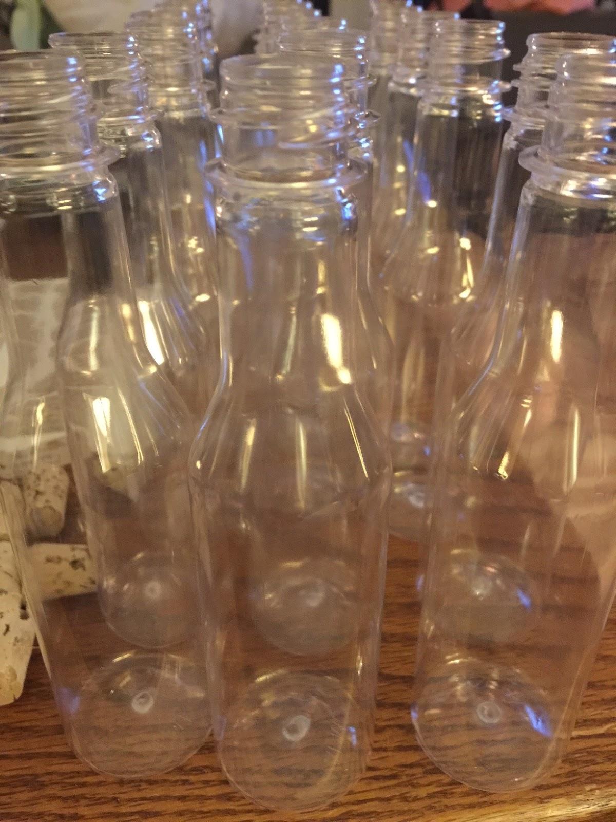 GlitterandGrease DIY Message in a Bottle Invitations – Message in a Bottle Birthday Invitations