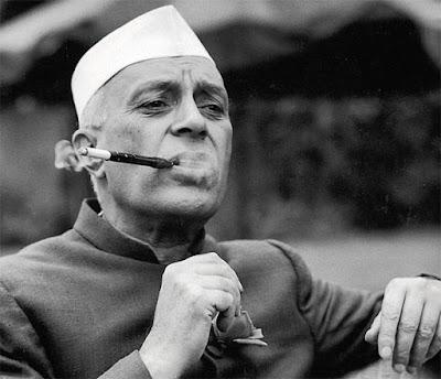 Silly Nehru Cheer Girls!!