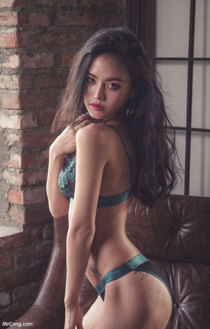 Image Korean-Model-Baek-Ye-Jin-MrCong.com-018 in post Người đẹp Baek Ye Jin trong bộ ảnh nội y tháng 10/2017 (148 ảnh)