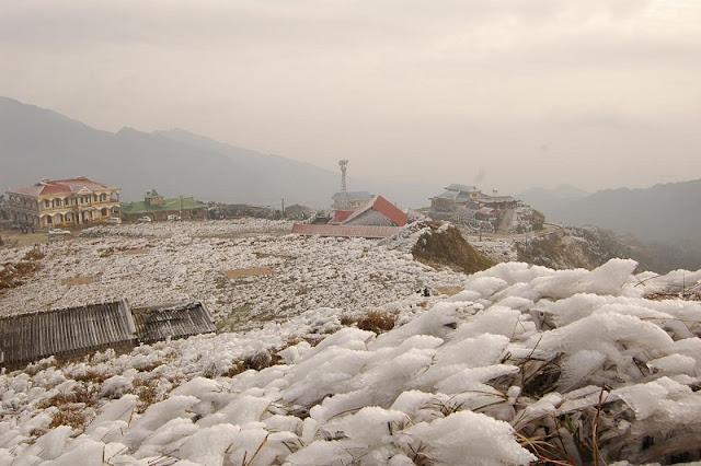 Top destinations for snow lovers in Vietnam