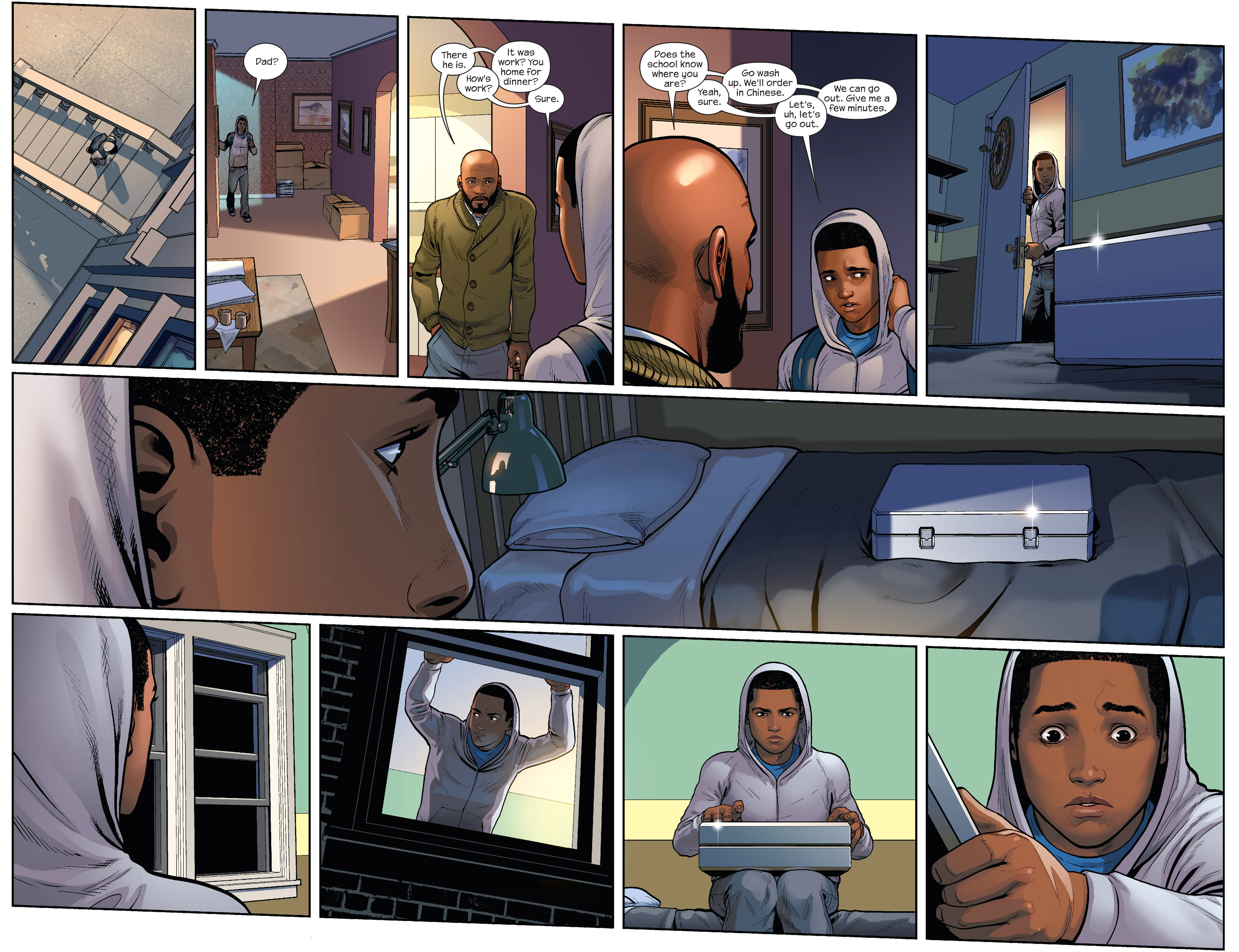 Read online Ultimate Comics Spider-Man (2011) comic -  Issue #23 - 11