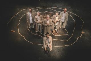Ασκητική του Νίκου Καζαντζάκη, σε σκηνοθεσία Ανδρέα Κουτσουρέλη
