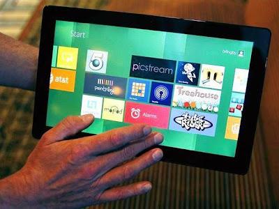 Windows 8 tem interface revolucionária e deve ser difícil para os usuários.