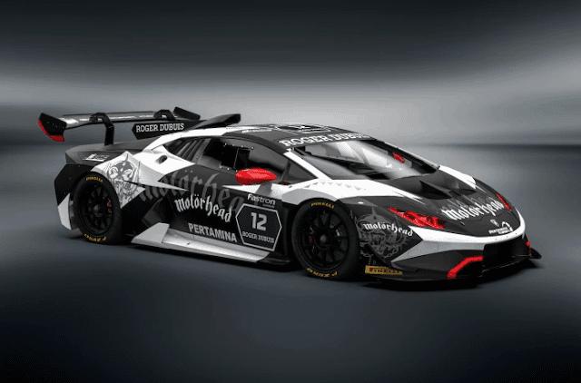 Lamborghini motorhead 2018