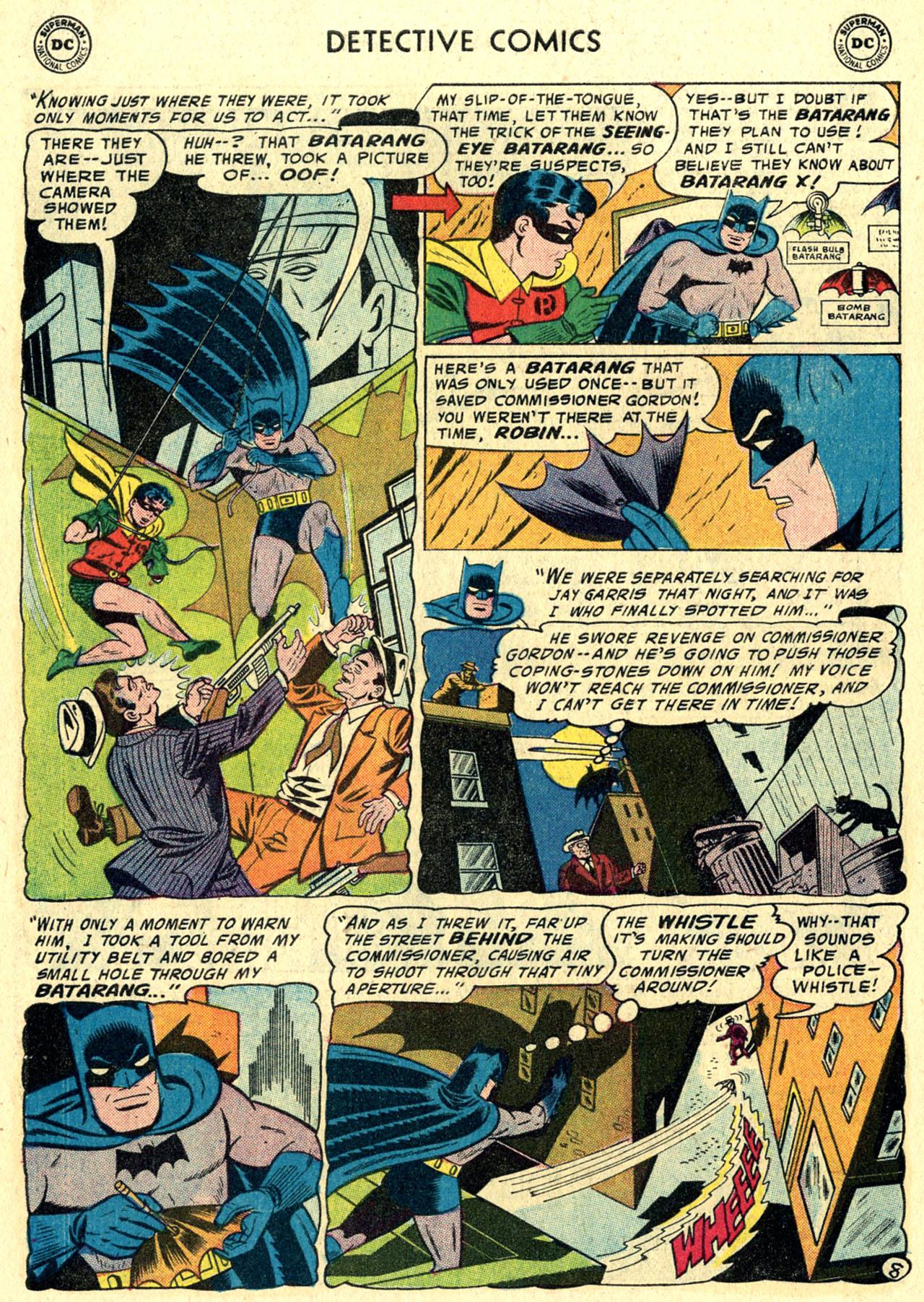 Read online Detective Comics (1937) comic -  Issue #244 - 10