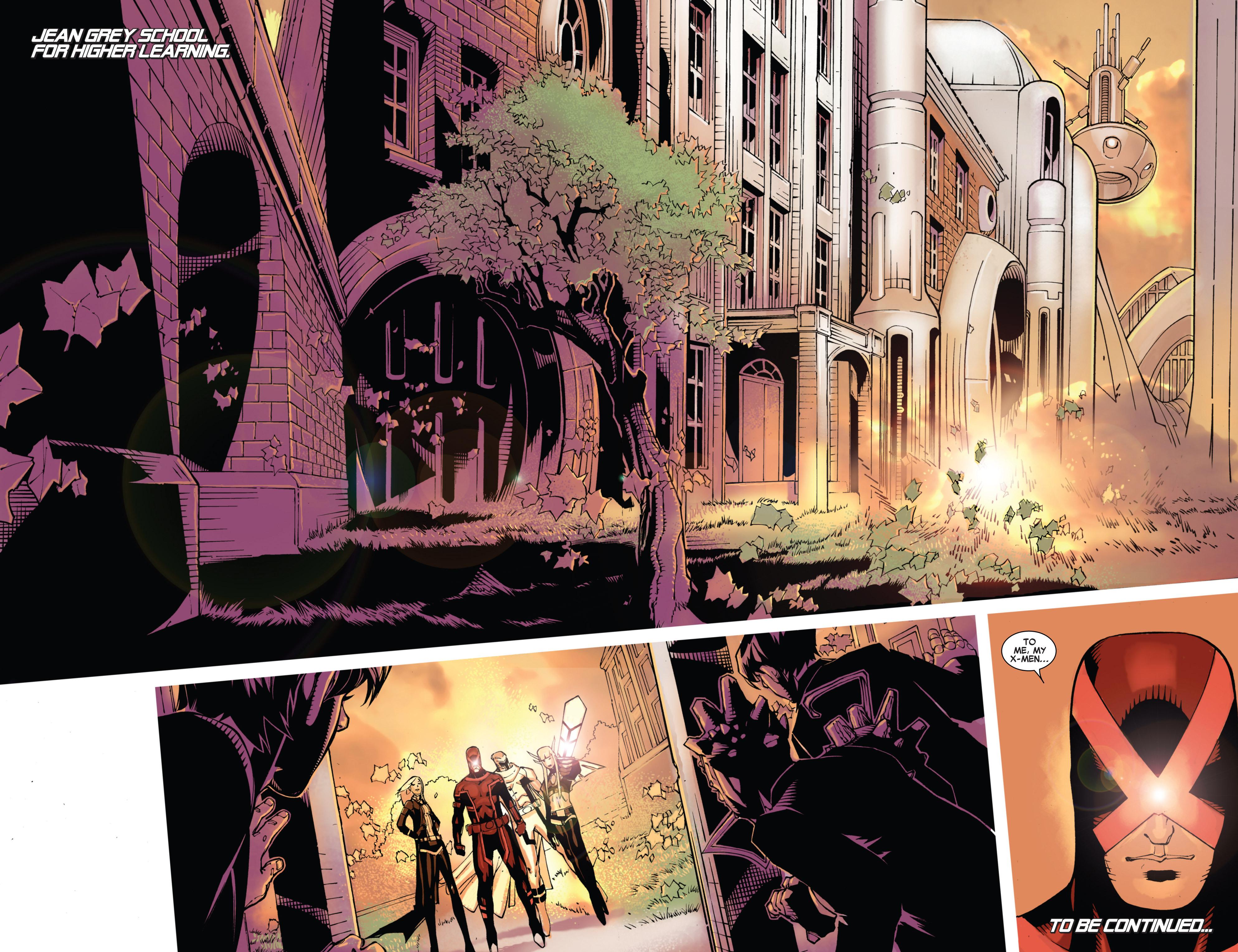 Read online Uncanny X-Men (2013) comic -  Issue #3 - 19