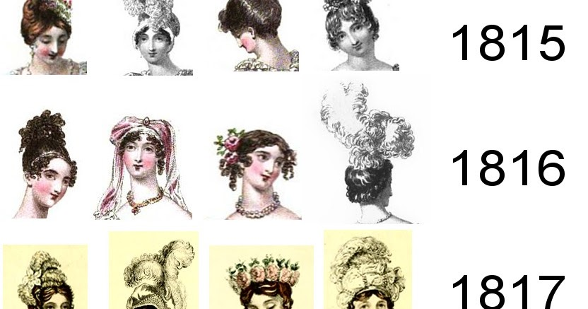 Magnificent Regency History Headdresses And Hairstyles For Regency Evenings Natural Hairstyles Runnerswayorg