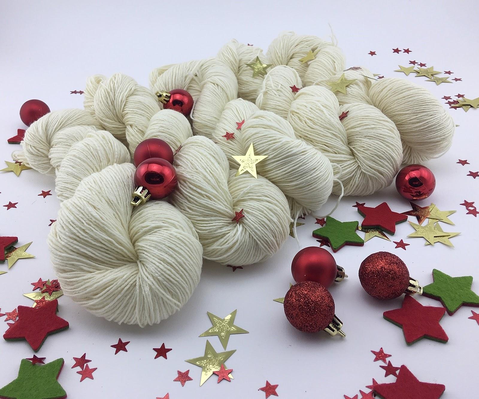 Dornröschenwolle: Das perfekte Weihnachtsgeschenk für alle die Wolle ...