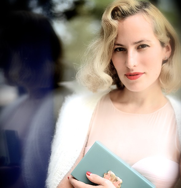 Charlotte Dellal, the founder of Charlotte Olympia