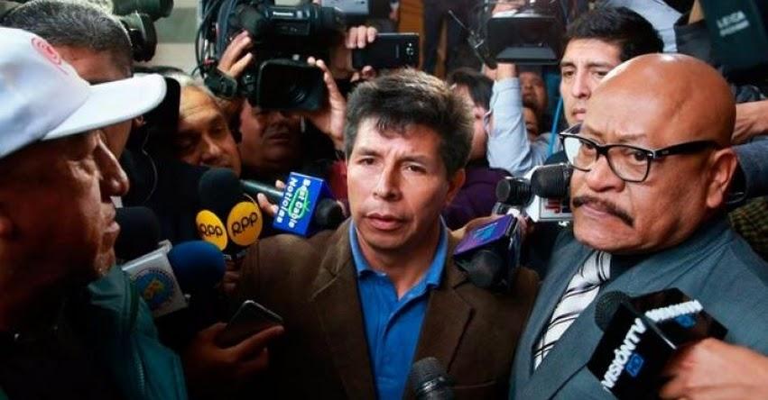 Profesores del Sutep que no rindieron prueba de ascensos anuncian huelga para el 25 de octubre