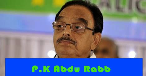 P.K Abdu Rabb